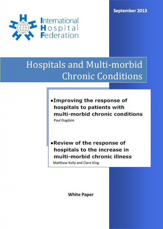Hospitals and Multi-morbid Chronic Conditions