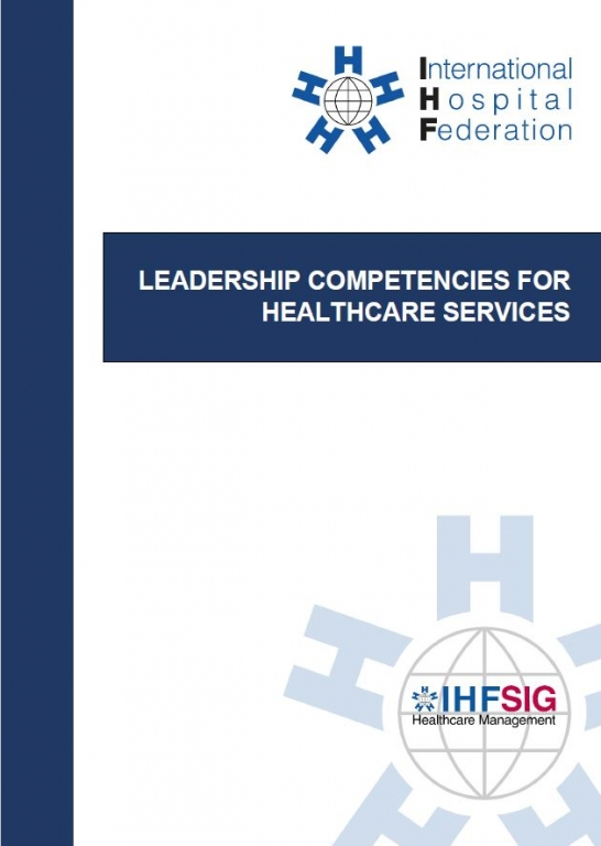 Leadership Competencies for Healthcare Services Managers
