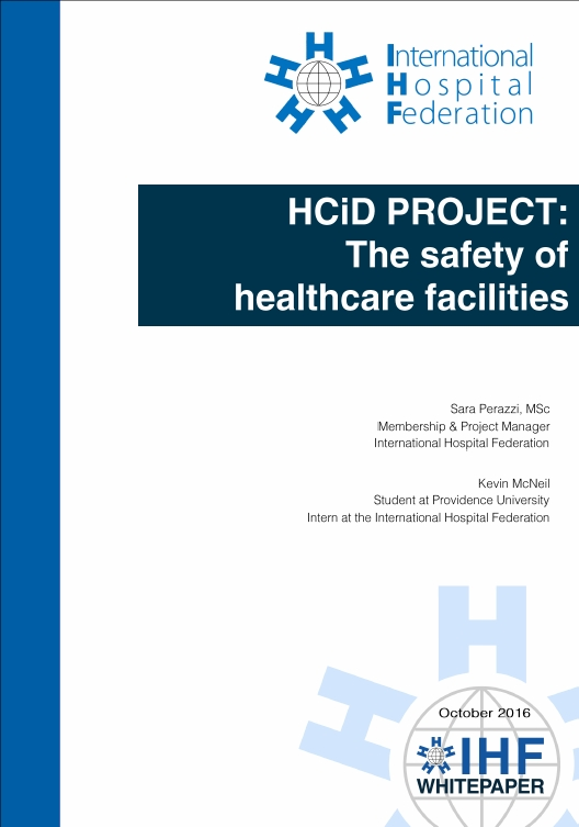 HCiD PROJECT: The safety of  healthcare facilities