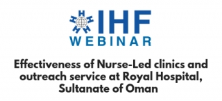 Effectiveness of Nurse-Led clinics and outreach service at Royal Hospital, Sultanate of Oman