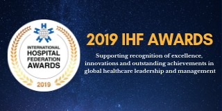 2019 IHF Awards now open