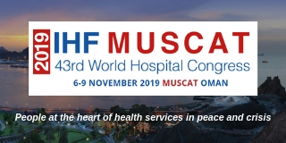 Join health leaders at the IHF World Hospital Congress in Oman