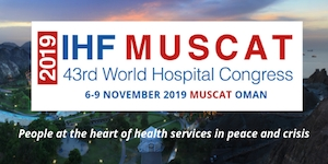 Leading industry thinkers being assembled for the World Hospital Congress