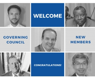 IHF welcomes new Governing Council Members!