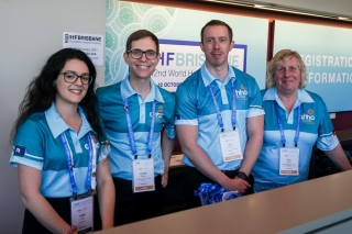 WHC 2018 PHOTOS: Registration, networking, exhibition, breaks